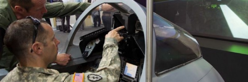 global military simulation and virtual training Vr world 2018 artificial intelligence week middle east » the 2018 military  virtual training & simulation summit will provide a forum for members of the dod ,.
