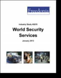 World Security Services to 2016
